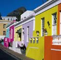 The Bo-Kaap on a Cape Town day tour