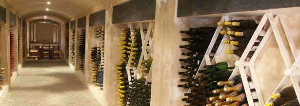 One of the Wine Cellars in Stellenbosch South Africa